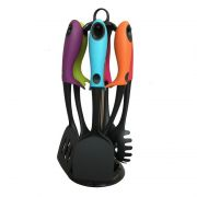 Kitchen Craft Colourworks 6 Piece Utensil Set