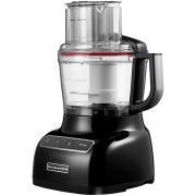 KitchenAid 2.1L Food Processor Onyx Black