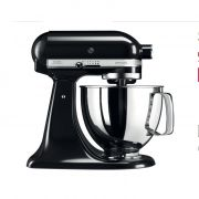 KitchenAid Artisan KSM125 Stand Mixer Onyx Black