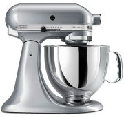 KitchenAid Artisan KSM125 Stand Mixer Pearl Metallic PLUS FREE GIFT!