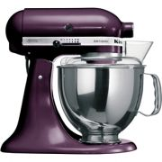 KitchenAid Artisan KSM150 Stand Mixer - Boysenberry