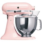 KitchenAid Artisan KSM150 Stand Mixer - Breast Cancer Pink