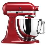 KitchenAid Artisan KSM150 Stand Mixer Empire Red