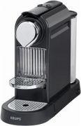 Krups Citiz Nespresso Coffee Maker - Black
