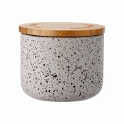 Ladelle Stak Stone Speckled 9cm Cannister