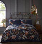Oasis Botanical Multi Duvet Cover Set Double