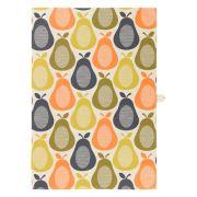 Orla Kiely Pear Tea Towel