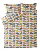 Orla Kiely Scribble Stem Duvet Cover Multi King 1