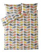 Orla Kiely Scribble Stem Housewife Pillowcase Pair Multi 1