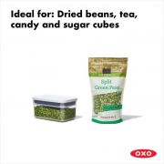 OXO POP Mini Rectangle Container - 0.6L 2