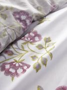 Portfolio Secret Garden Lavender Duvet Cover Set - Double 2
