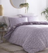 Portfolio Yasmina Plum Duvet Cover Set - Superking 2