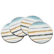 Portmerion Coast Set of 4 Round Coasters
