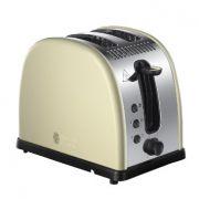 Russell Hobbs Legacy 2 Slice Toaster Cream