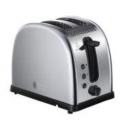 Russell Hobbs Legacy 2 Slice Toaster Stainless Steel
