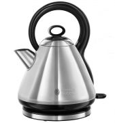 Russell Hobbs Legacy Quite Boil Electric Kettle - Stainless Steel