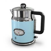 Russell Hobbs Retro 1.7L Electric Kettle - Blue