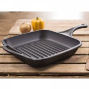 Sabatier Cast Iron Grillpan - 30cm 2