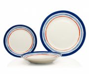 Sabichi St. Tropez 12 Piece Dinner Set