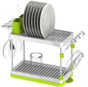 Sakura Two Tier Dish Drainer