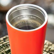Smidge Travel Cup 355ml - Coral 2