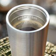 Smidge Travel Cup 355ml - Steel 2