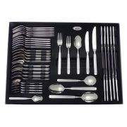 Stellar Buckingham 44 Piece Cutlery Set