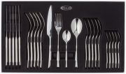 Stellar Raglan 24-Piece Polished Cutlery Set