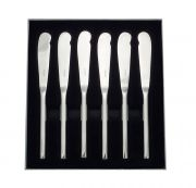 Stellar Rochester Set of  6 Butter Knives