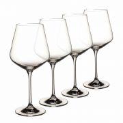 Villeroy & Boch La Divina Bordeaux Wine Goblet - Set of 4