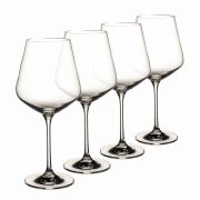 Villeroy & Boch La Divina Red Wine Goblets - Set of 4