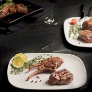 Villeroy & Boch Vivo Fresh Collection Set of 2 Steak Plates