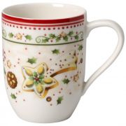 Villeroy & Boch Winter Bakery Delight Falling Star Mug
