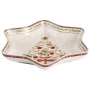 Villeroy & Boch Winter Bakery Delight Medium Star Bowl