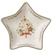 Villeroy & Boch Winter Bakery Delight Small Star Bowl