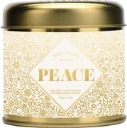 Wax Lyrical Peace Small Candle Tin - Golden Sandalwood
