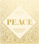 Wax Lyrical Twin Wick Candle Peace - Golden Sandalwood