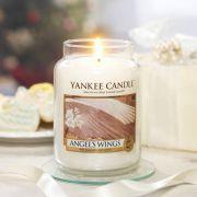 Yankee Candle Large Jar Angels Wings