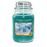 Yankee Candle Large Jar Icy Blue Spruce