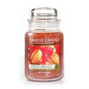 Yankee Candle Large Jar Spiced Orange