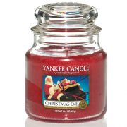Yankee Candle Medium Jar Christmas Eve
