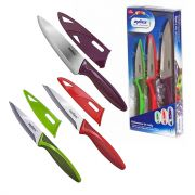 Zyliss 3 Piece Knife Set