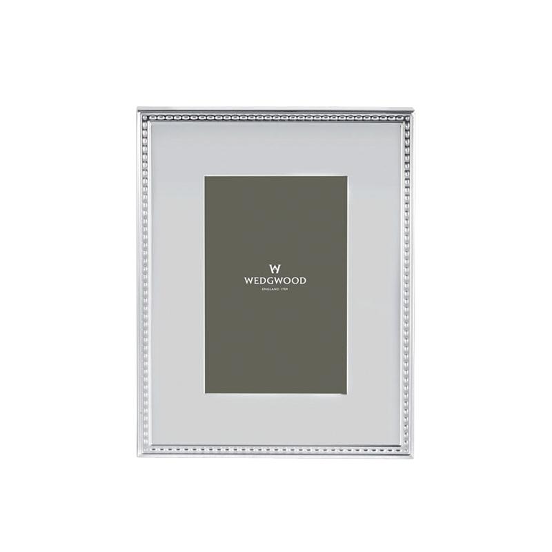 Wedgwood Wish Frame 4x6 Silver Shopcookware